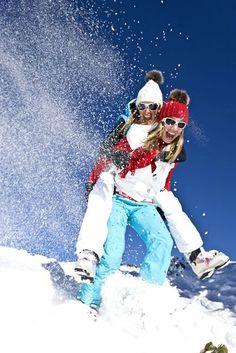 Settimana bianca: 10 località sciistiche italiane #neve #sciare #vacanza