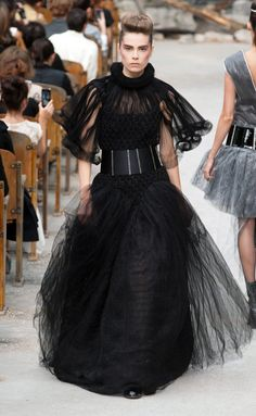 Chanel Haute Couture F/W Paris