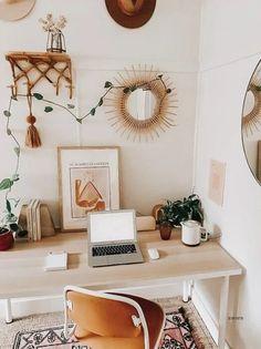 Home Office Design, Home Office Decor, Home Decor, Office Nook, Office Inspo, Workspace Inspiration, Room Inspiration, Room Ideas Bedroom, Diy Bedroom Decor