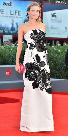 The Best of the 2015 Venice International Film Festival Red Carpet - Diane Kruger - from InStyle.com