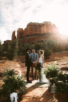 Southwestern Wedding Inspiration from Jane in the Woods | Arizona Weddings Magazine