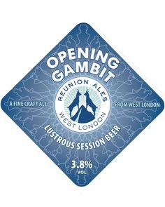 579 Reunion Opening Gambit