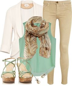 """""""Spring Pop"""" by qtpiekelso on Polyvore"""