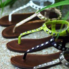 Sandals!   # Pinterest++ for iPad # Flip Flop Sandals, Flat Sandals, Shoes Sandals, Gladiator Sandals, Flip Flops, Shoe Boots, Comfy Shoes, Cute Shoes, Baker Shoes