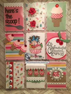 Grandma Bonnie's Place: Super excited to share with you this Sherri Baldy My Besties Pocket Letter!!
