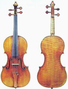 guaneri del gesu - my violin is a copy of this lovely violin.