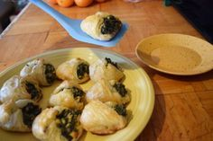 The Emperor's New Groove Inspired Kronk's Spinach Puffs