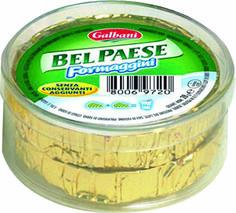 I formaggini Bel Paese rotondi nella scatolina di plastica trasparente (che poi nonna usava per aghi e bottoni). Ma perché negli anni '80 eravamo così ossessionati dai formaggini? XD