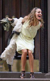 The Whole World and Me: Style Crush - Carrie Bradshaw