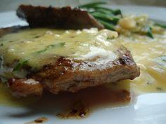 LCHF-bloggen: Beurre blanc