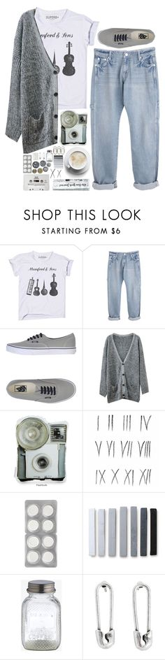"""I Will Wait by Mumford & Sons"" by undercover-martyn ❤ liked on Polyvore featuring Vans, Chicnova Fashion, CASSETTE, Katie, Disney Couture and Clips"
