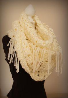 Creamy cowl Cowl, Crochet, Pattern, Blog, Inspiration, Tricot, Biblical Inspiration, Patterns, Cowls