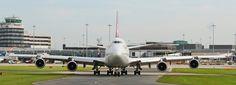"Virgin Atlantic ""Pretty Woman"" Boeing 747-400"