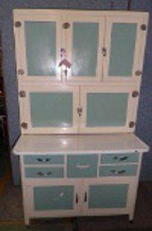 Hoosier Cabinet w/