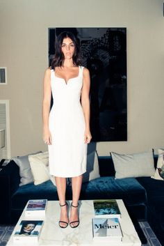 Julia Restoin Roitfeld - The Coveteur