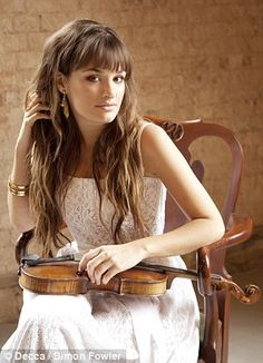My struggle in cut-throat world of classical music, by violin prodigy Nicola Benedetti Nicola Benedetti won BBC Young Musician of the Year aged 16 Faced relentless demands - including 110 concerts in a year Now 26, she says senior figures in the industry failed to help her