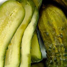 Homemade Cucumber Pickles