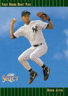 A young Derek Jeter