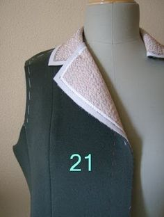 Lovely detailed jacket-tailoring tutorials, in Portuguese and English (scroll down for English version):  Couture et Tricot: Métodos de Alfaiataria por Paco Peralta – Methods of tailoring by Paco Peralta