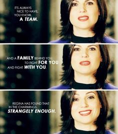 I love Regina and The Charmings are together!!! I really miss Once Upon A Time #Season4 #FrozenIsComing