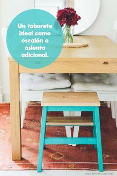 Transformar un mueble en una pieza chic en http://misslacraftmanualidades.blogspot.com.es