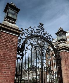 Gates At Holland Park London