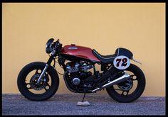 Yamaha XJ600 by Ruggine-Cromo