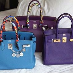 Awesome 7 stars quality Hermes Birkin satchels available to be purchased. Purchase now the best calfskin packs for ladies at wholesale totes rate. Hermes Handbags, Louis Vuitton Handbags, Designer Handbags, Hermes Birkin, Birkin Bags, Shopping Chanel, Purple Bags, Cute Bags, Vintage Chanel