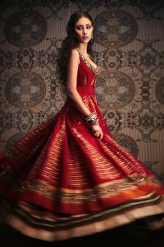 Desi clothes Miss India