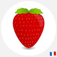 E-liquide fraise français : 10 ml - nicotine : 0, 6, 11 ou 18 mg. 4,90 €.