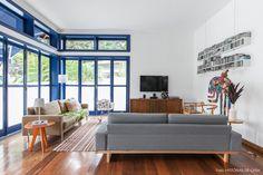 Arquitetura viva em uma casa integrada | Capítulo 1 | Histórias de Casa