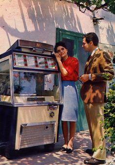 jukebox ANNEES 60