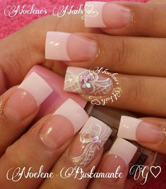 Noelene's Nails. Uñas para novia