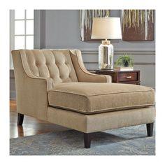 benchcraft lochian chaise lounge