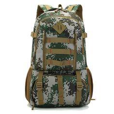 59000dad8c 7 Best 80L Camping Hiking Backpacks Big Outdoor Bag Backpack Nylon ...