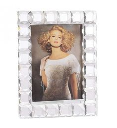 CRYSTAL FRAME IN CLEAR COLOR 13X18