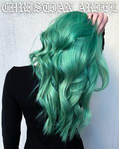 Mint Hair