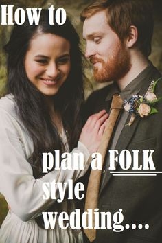Tips on planning a folk style wedding #folkweddings #rusticbrides #boho