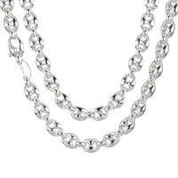 Gucci Marina Chain Sterling Silver Chain Necklace