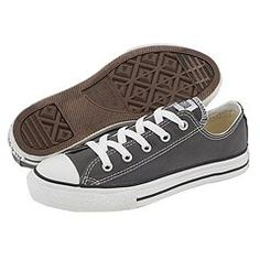 I want a pair of these for my birthday!!!!    Converse Kids - Chuck Taylor® All Star® Core Ox (Toddler/Youth)