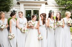 A classic, elegant, Nashville Southern wedding at the Schermerhorn Symphony Center with a blush, gold, and mint color palette. Traditional Wedding Invitations, Traditional Weddings, Girls Bridesmaid Dresses, Wedding Dresses, Mint Color Palettes, Wedding Venues, Wedding Photos, Bridesmaid Inspiration, Bridesmaids And Groomsmen
