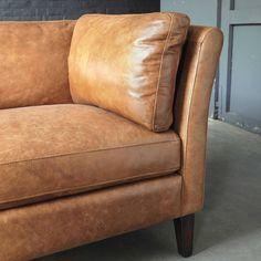 Canapé vintage 3 places en ... - Prescott