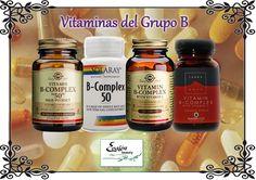 Son vitaminas imprescindibles para el correcto funcionamiento del sistema nervioso, ya que transmiten información hacia y desde el cerebro y participan en la síntesis de neurotransmisores. Sus suplementación está indicada para mejorar la concentración, mejorar la atención y mejorar la memoria. También facilitan la obtención de energía, necesaria para el adecuado rendimiento intelectual. Las vitaminas B más importantes para la memoria incluyen las vitaminas B6, B12 y el acido folico (B9)
