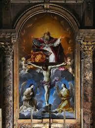 Resultado de imagem para santissima trinità dei pellegrini