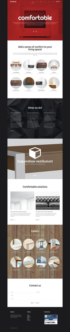 WordPress Theme Interior by CrocoBlock - The Fastest Growing WordPress Club