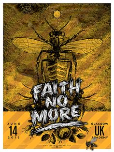 GigPosters.com - Faith No More
