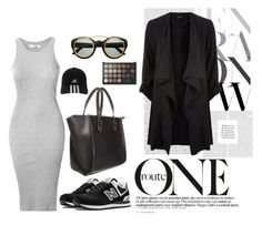 """""""grey x black"""" by faebilal ❤ liked on Polyvore"""