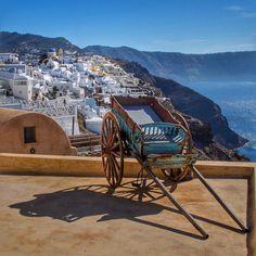 Beauty is all around...Santorini ,Greece