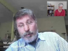 How Trauma Traps Survivors in the Past, The Neuroscience of Trauma with Dr. Bessel van der Kolk    #nicabm #trauma #PTSD #stress