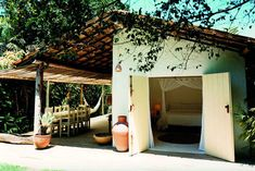 Nestled in the colorful fishing village of Trancoso, on Brazil's idyllic southern Bahian coast, is UXUA Casa Hotel.